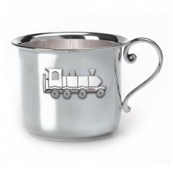 Сребърна чаша Влакче