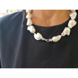 Necklace, Keshi pearls