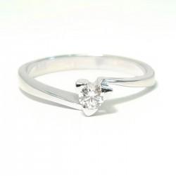 Paris, ring with diamond