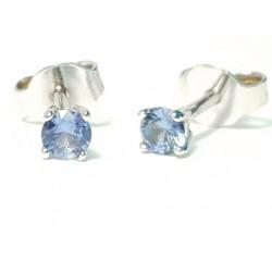 Earrings ,Sapphire